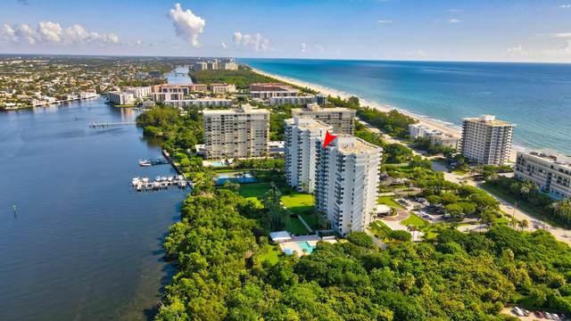 2001 N Ocean Boulevard #1604, Boca Raton, FL 33431 (#RX-10740013) :: Heather Towe   Keller Williams Jupiter