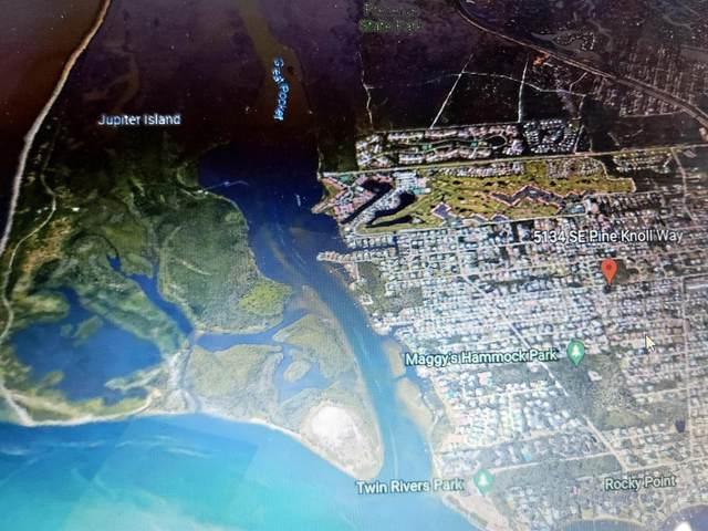 5134 SE Pine Knoll Way, Stuart, FL 34997 (#RX-10740033) :: Baron Real Estate