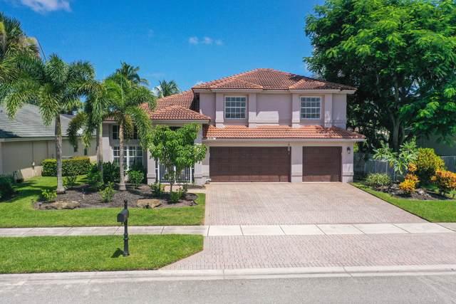 4145 Bahia Isle Circle, Wellington, FL 33449 (MLS #RX-10740039) :: Castelli Real Estate Services