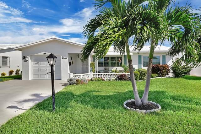 1005 Leisure Lane, Boynton Beach, FL 33426 (#RX-10740115) :: Heather Towe   Keller Williams Jupiter