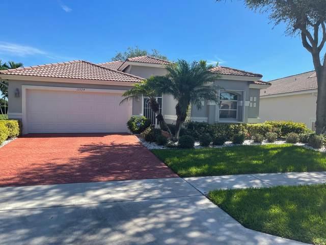12724 Coral Lakes Drive, Boynton Beach, FL 33437 (#RX-10740116) :: Michael Kaufman Real Estate