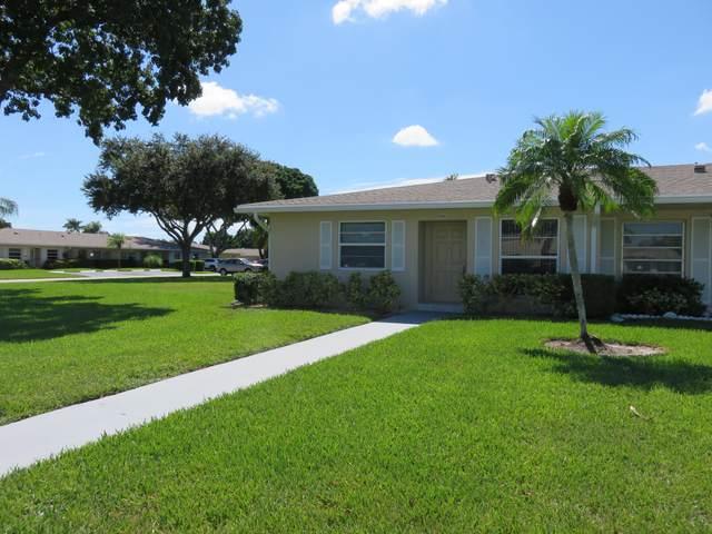 8908 Belle Aire Court, Boca Raton, FL 33433 (MLS #RX-10740164) :: Castelli Real Estate Services