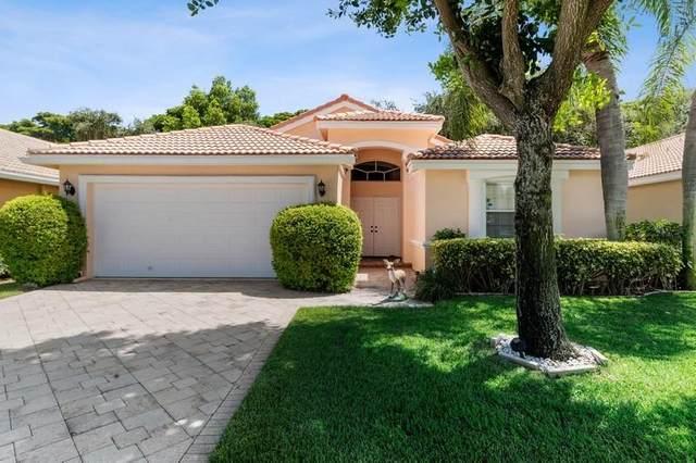 7414 Lugano Drive, Boynton Beach, FL 33437 (MLS #RX-10740251) :: Castelli Real Estate Services