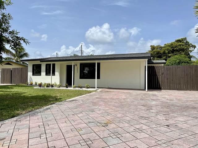 2851 NE 8th Avenue, Pompano Beach, FL 33064 (MLS #RX-10740259) :: Berkshire Hathaway HomeServices EWM Realty