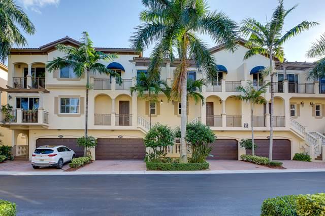 3051 Waterside Circle, Boynton Beach, FL 33435 (MLS #RX-10740281) :: Castelli Real Estate Services