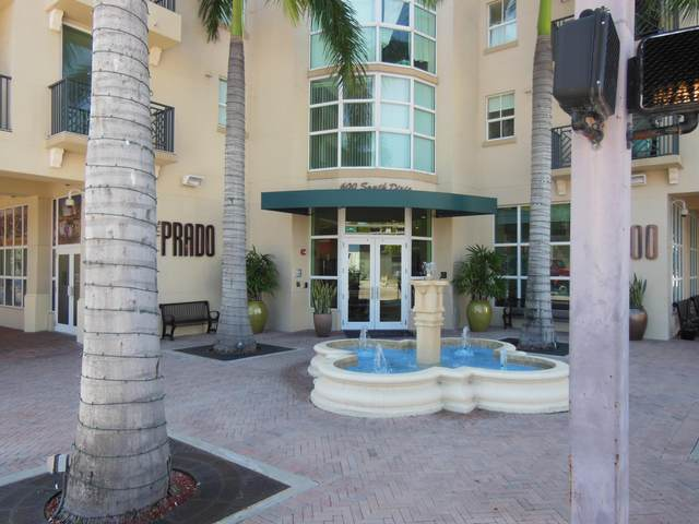 600 S Dixie Highway #601, West Palm Beach, FL 33401 (#RX-10740295) :: The Power of 2 | Century 21 Tenace Realty