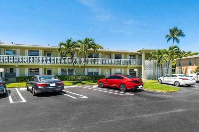 1141 Calamondin Terrace #203, Delray Beach, FL 33445 (#RX-10740307) :: IvaniaHomes | Keller Williams Reserve Palm Beach