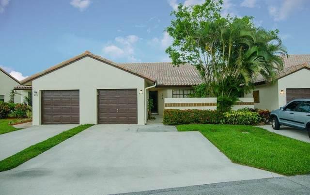 418 Buttonwood Place, Boca Raton, FL 33431 (MLS #RX-10740341) :: Berkshire Hathaway HomeServices EWM Realty