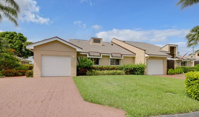 6971 Fountains Circle N, Lake Worth, FL 33467 (MLS #RX-10740368) :: Castelli Real Estate Services