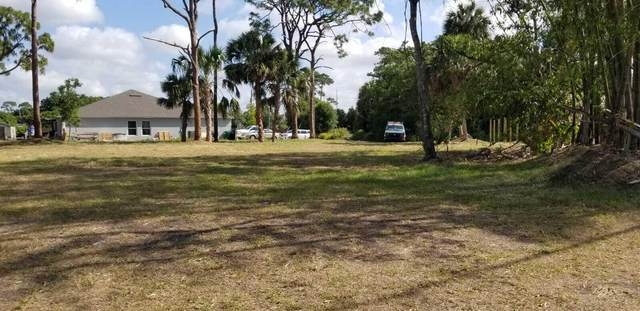 1898 SW Beeker Street, Port Saint Lucie, FL 34953 (MLS #RX-10740387) :: Castelli Real Estate Services