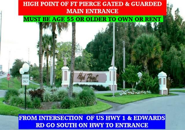 201 Manatee Lane Apt C, Fort Pierce, FL 34982 (#RX-10740433) :: The Power of 2 | Century 21 Tenace Realty