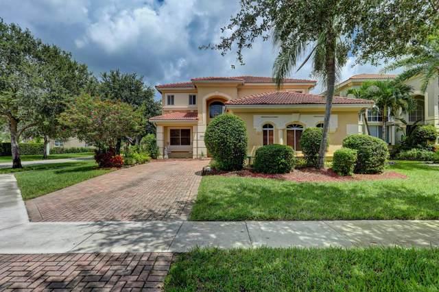 442 Gazetta Way, West Palm Beach, FL 33413 (MLS #RX-10740435) :: Adam Docktor Group