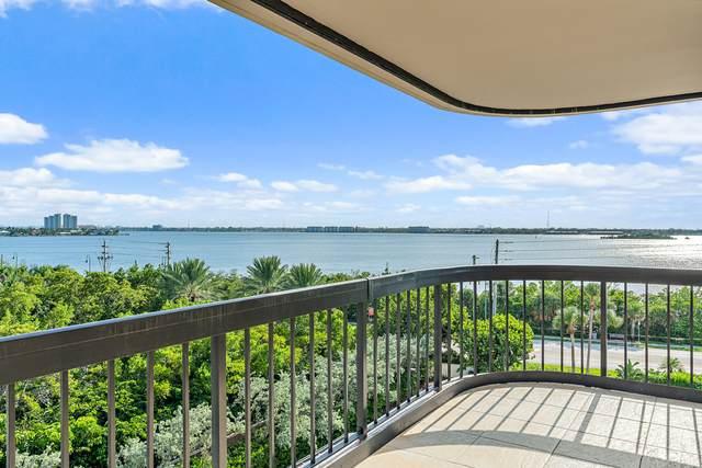 5380 N Ocean Drive 5A, Singer Island, FL 33404 (MLS #RX-10740442) :: Berkshire Hathaway HomeServices EWM Realty