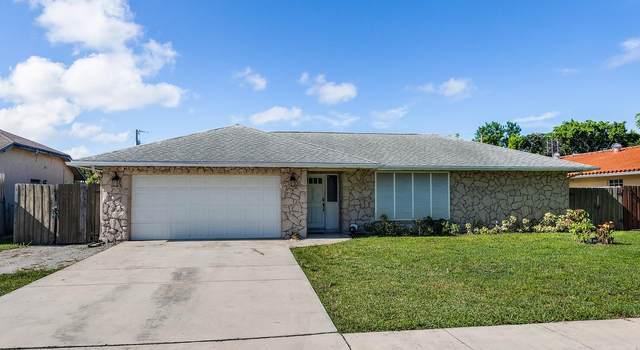 2725 Flamango Lake Drive, West Palm Beach, FL 33406 (MLS #RX-10740469) :: Castelli Real Estate Services
