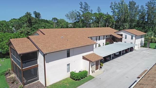 6531 SE Federal Highway J-207, Stuart, FL 34997 (#RX-10740475) :: Baron Real Estate