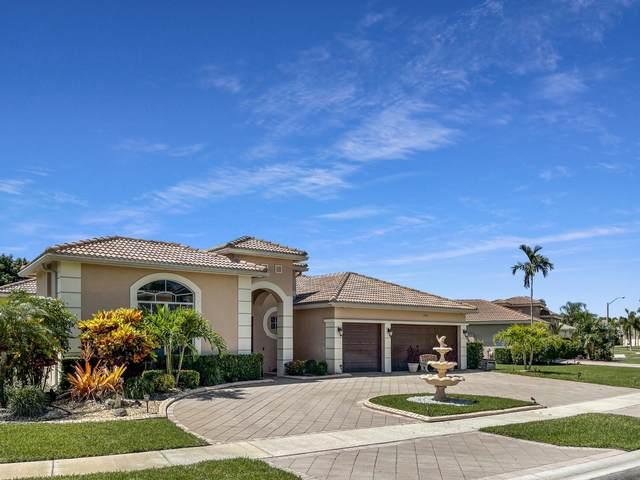 2933 E Fontana Court, Royal Palm Beach, FL 33411 (#RX-10740477) :: Posh Properties