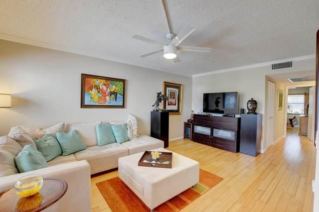 3046 Hythe C, Boca Raton, FL 33434 (#RX-10740504) :: IvaniaHomes   Keller Williams Reserve Palm Beach