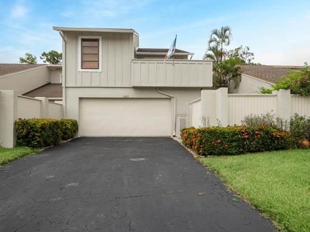 12837 Spinnaker Lane, Wellington, FL 33414 (MLS #RX-10740539) :: Berkshire Hathaway HomeServices EWM Realty