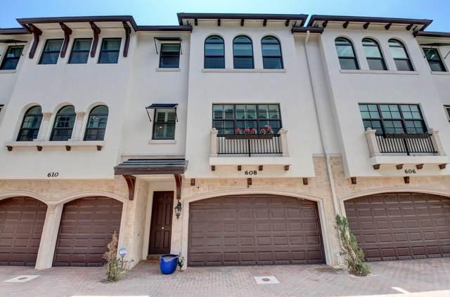 608 Windward Circle S, Boynton Beach, FL 33435 (MLS #RX-10740546) :: Castelli Real Estate Services