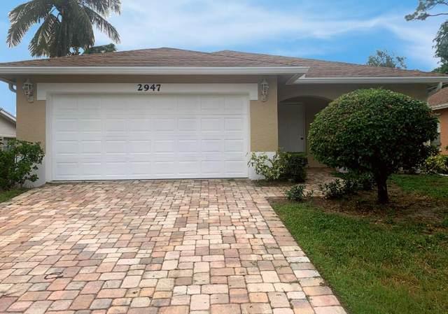 2947 SE Delmar Street, Stuart, FL 34997 (#RX-10740571) :: Michael Kaufman Real Estate
