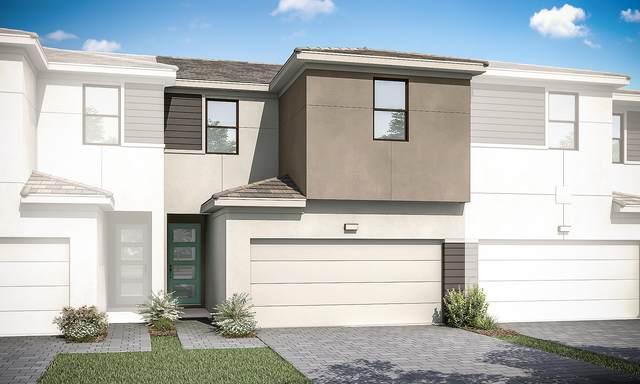 8795 Antarus Drive #27, Lake Worth, FL 33467 (MLS #RX-10740585) :: Castelli Real Estate Services