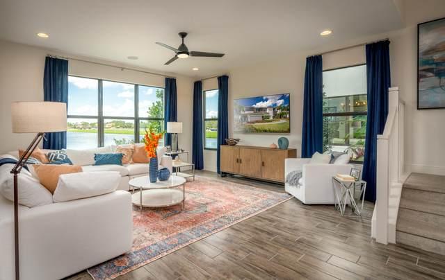 8643 Corvus Drive #60, Lake Worth, FL 33467 (MLS #RX-10740641) :: Castelli Real Estate Services