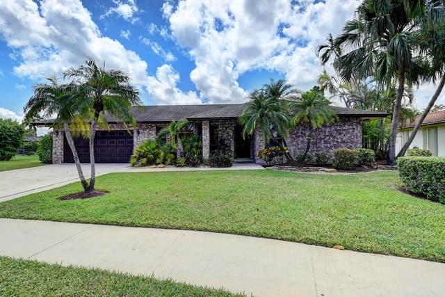 21495 Woodchuck Lane, Boca Raton, FL 33428 (MLS #RX-10740755) :: Berkshire Hathaway HomeServices EWM Realty