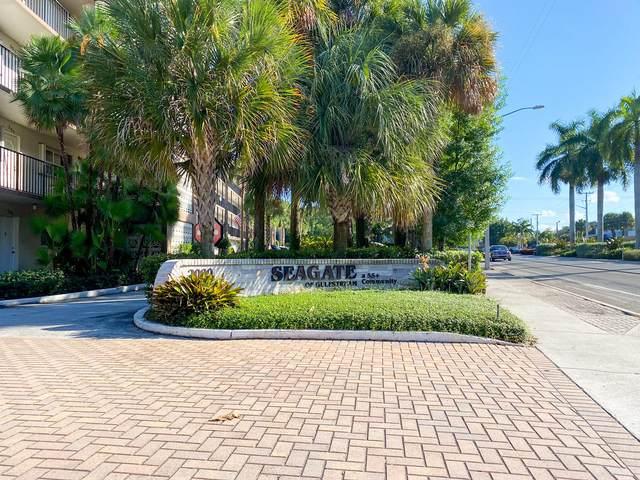 2016 S Federal Highway #103, Boynton Beach, FL 33435 (#RX-10740833) :: IvaniaHomes   Keller Williams Reserve Palm Beach