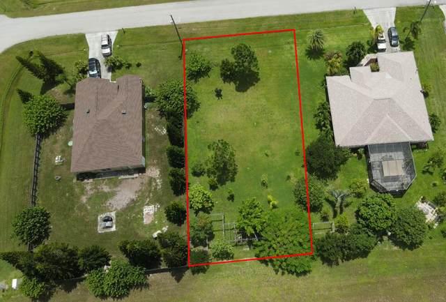 5753 NW Benbow Court, Port Saint Lucie, FL 34986 (MLS #RX-10741002) :: Castelli Real Estate Services