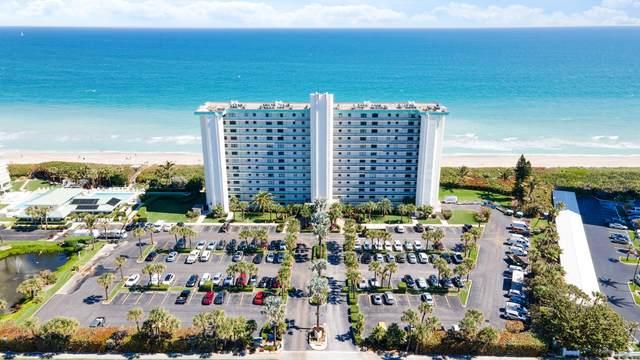 9940 S Ocean Drive #703, Jensen Beach, FL 34957 (#RX-10741034) :: Baron Real Estate