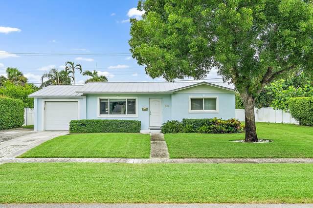 425 Gulf Road, North Palm Beach, FL 33408 (#RX-10741106) :: Baron Real Estate