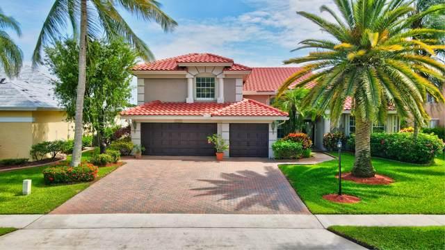 12372 Clearfalls Drive, Boca Raton, FL 33428 (MLS #RX-10741132) :: Berkshire Hathaway HomeServices EWM Realty