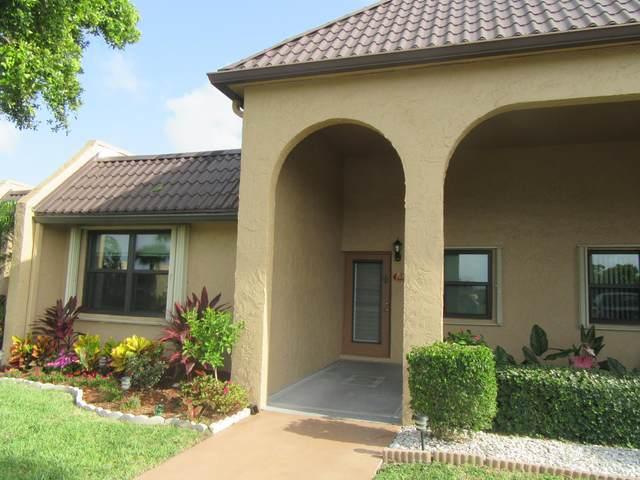107 Lake Nancy Drive, West Palm Beach, FL 33411 (MLS #RX-10741247) :: Castelli Real Estate Services