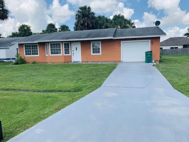 1938 SW Gold Lane, Port Saint Lucie, FL 34953 (MLS #RX-10741328) :: Castelli Real Estate Services
