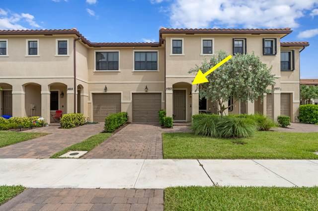 4653 Silver Saw Lane #4653, Lake Worth, FL 33463 (#RX-10741363) :: Baron Real Estate