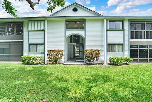 15465 Lakes Of Delray Boulevard #203, Delray Beach, FL 33484 (#RX-10741383) :: Heather Towe | Keller Williams Jupiter