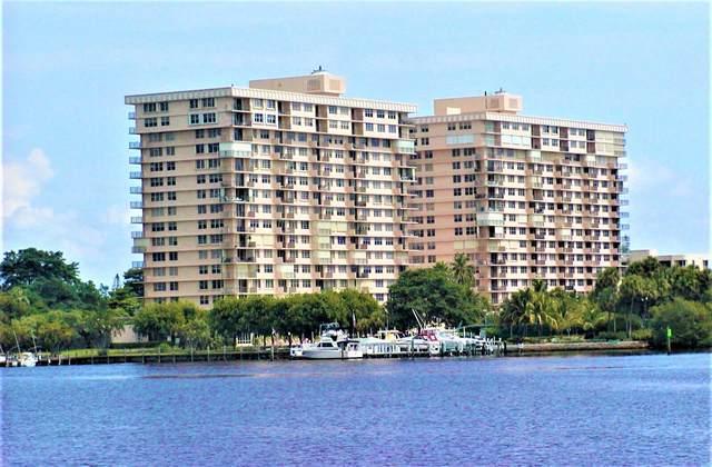 2121 N Ocean Boulevard 805E, Boca Raton, FL 33431 (#RX-10741423) :: IvaniaHomes | Keller Williams Reserve Palm Beach