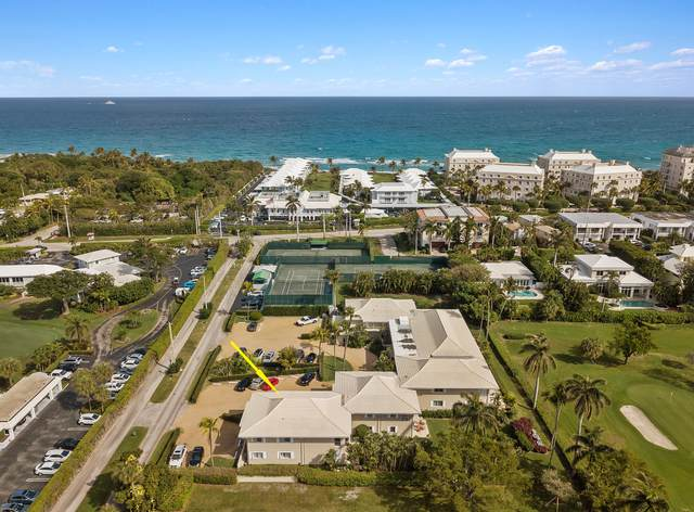 200 Little Club Road #7, Gulf Stream, FL 33483 (#RX-10741544) :: Posh Properties
