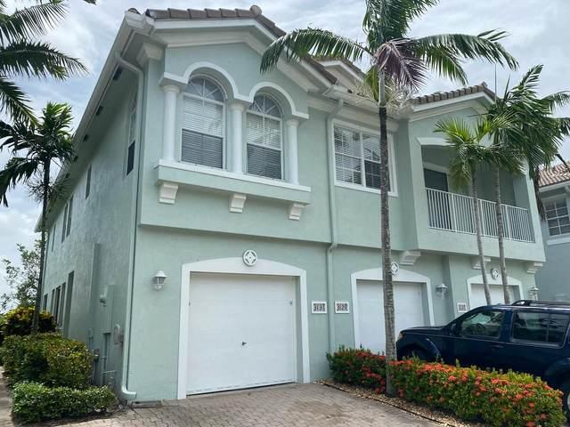 3131 Laurel Ridge Circle, Riviera Beach, FL 33404 (#RX-10741561) :: Heather Towe   Keller Williams Jupiter