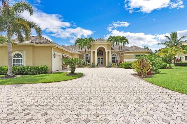 7631 Woodsmuir Drive, Palm Beach Gardens, FL 33412 (#RX-10741575) :: Baron Real Estate
