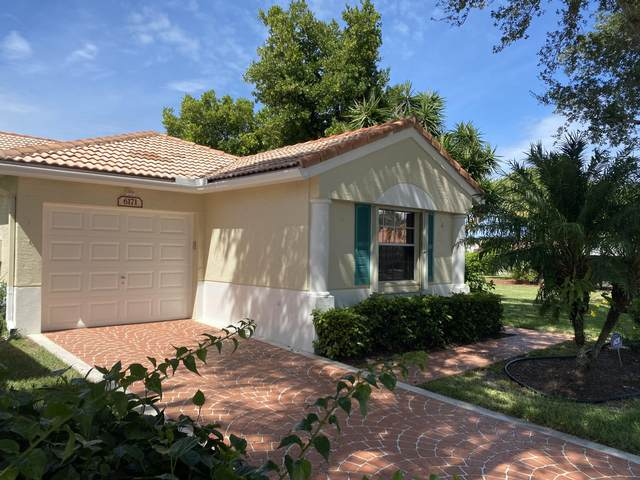 6171 Floral Lakes Drive, Delray Beach, FL 33484 (MLS #RX-10741592) :: Castelli Real Estate Services