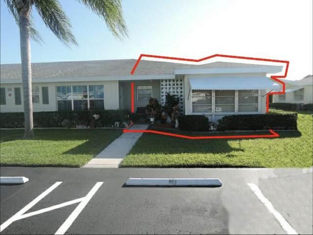 909 Savannas Point Drive D, Fort Pierce, FL 34950 (#RX-10741596) :: The Power of 2 | Century 21 Tenace Realty