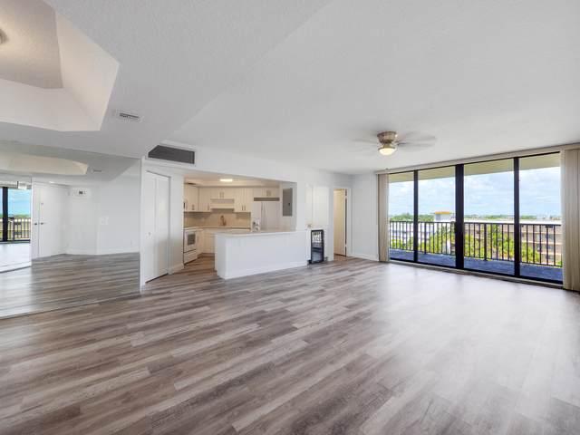 3610 S Ocean Boulevard #506, South Palm Beach, FL 33480 (MLS #RX-10741621) :: Berkshire Hathaway HomeServices EWM Realty