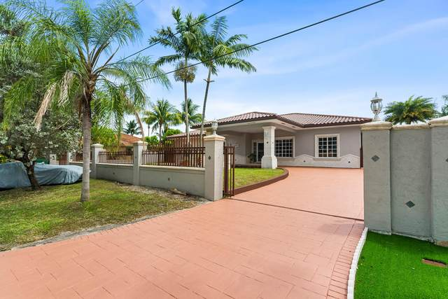 10050 NW 27th Street, Doral, FL 33172 (MLS #RX-10741680) :: Castelli Real Estate Services