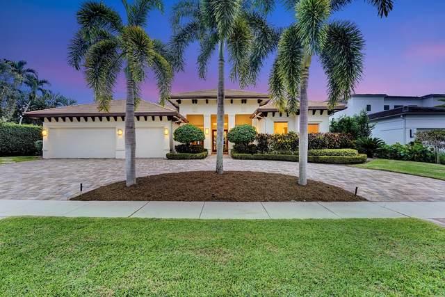 4738 Tree Fern Drive, Delray Beach, FL 33445 (MLS #RX-10741683) :: Berkshire Hathaway HomeServices EWM Realty