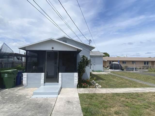 115 SE 2nd Street 1-2, Hallandale Beach, FL 33009 (#RX-10741743) :: Posh Properties