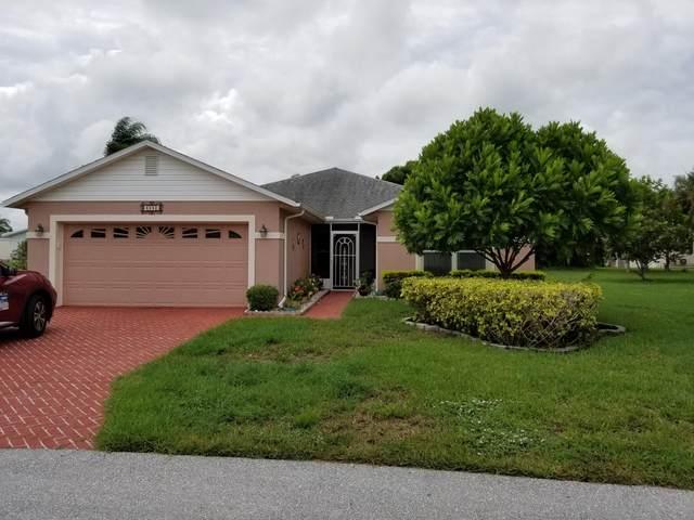 6662 Picante Circle, Fort Pierce, FL 34951 (#RX-10741838) :: Heather Towe | Keller Williams Jupiter