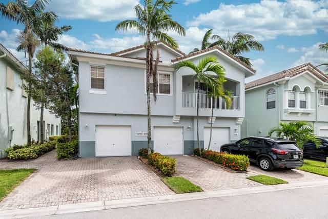 3171 Laurel Ridge Circle, Riviera Beach, FL 33404 (#RX-10741902) :: Baron Real Estate