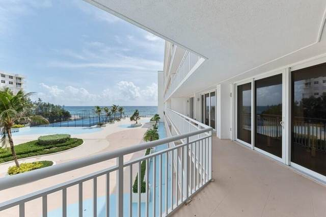 3546 S Ocean Boulevard #424, South Palm Beach, FL 33480 (MLS #RX-10741909) :: Berkshire Hathaway HomeServices EWM Realty