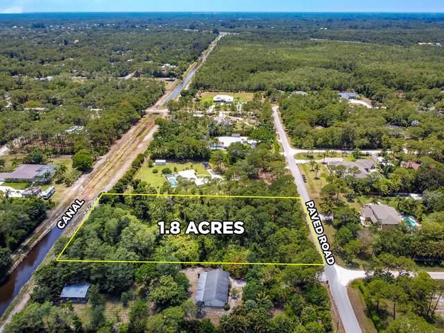 Lot P-388 160th Lane N, Palm Beach Gardens, FL 33418 (#RX-10741952) :: Michael Kaufman Real Estate